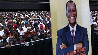 To run or not: Ivorians await Ouattara's third term move