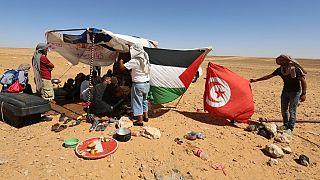 Tunisie : manifestation devant un site pétrolier