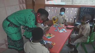 Ghana : une école pour les enfants handicapés