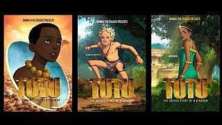 Tutu: historical animation film of Ghana's Ashanti kingdom
