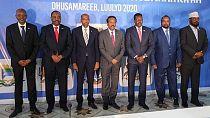 Somalia's regional presidents meet: national polls top agenda