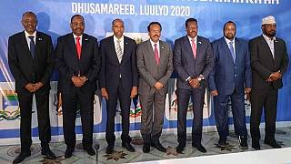 Somalia's regional presidents meet: national polls top agenda