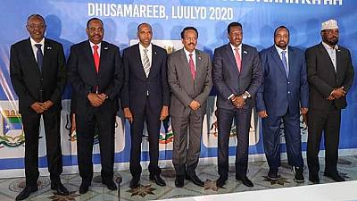 Somalia leaders agree to hold timely polls, format to be decided