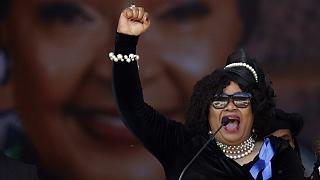 Zindzi Mandela contracted COVID-19; buried beside mom in Jo'burg