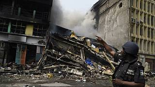 Nigeria : deux morts dans l'effondrement tragique d'un immeuble