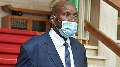 Côte d'Ivoire : démission du vice-président Daniel Kablan Duncan