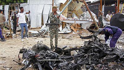 Somalia's army chief survives suicide car bomb