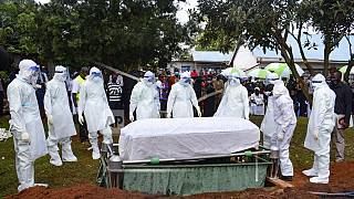 Kenyans hold funeral for first doctor to die of covid-19