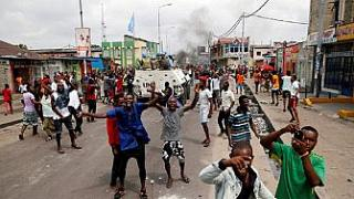 Thousands of people in DR Congo capital defy protest ban