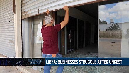 Libye : le défi des PME et start-up [Business Africa]