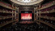 Concert solidaire pour la réouverture de l'Opéra Garnier