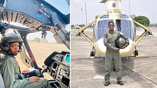 Nigeria mourns first ever female helicopter combat pilot: Tolulope Arotile