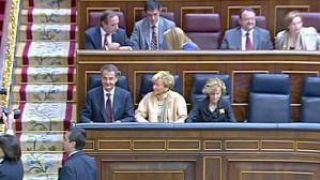 صوت واحد ينقذ خطة ثابتيرو التقشفية في البرلمان