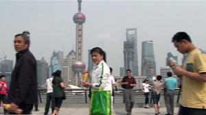 Shanghai: Better city Better life
