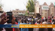 Use of deadly force condemned in Mali unrest [Morning Call]