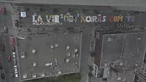 '' Black Lives Matter'' mural appears in Canada
