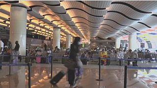 Senegal resumes international flights