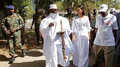 US authorities move to seize Yahya Jammeh's mansion