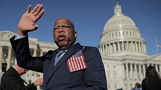 U.S Civil rights leader John Lewis dies at 80