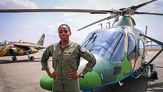 Nigeria : la première femme pilote d'hélicoptère de combat inhumée le 23 juillet