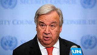 UN chief calls for a ''more equal world''