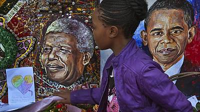 Mandela biggest influence for young Africans, Obama in distant second - survey