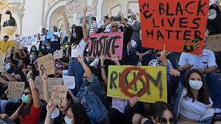 Tunisie : manifestation anti-racisme