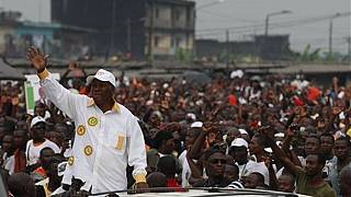 Ivory Coast ruling party wants Ouattara to seek third term