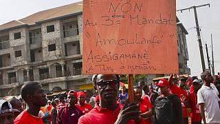 Anti-Conde protests: clashes as Guineans return to the streets