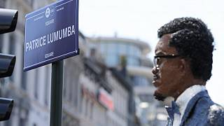 'Hero without a grave': Lumumba's daughter demands father's 'relics' from Belgium