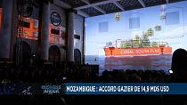 Mozambique: accord gazier de 14,9 mds usd [Business Africa]