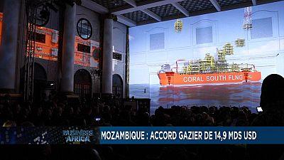 Mozambique : 14.9 billion USD gas agreement [Business Africa]