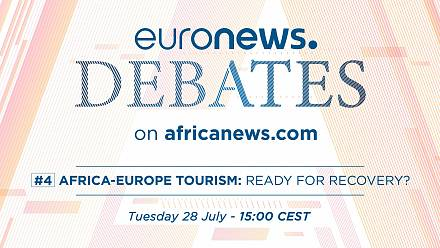 Africa's tourism industry ready for recovery?   Euronews debates