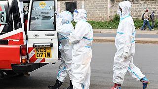 Kenya : vers un pic d'hospitalisations dues au Covid-19