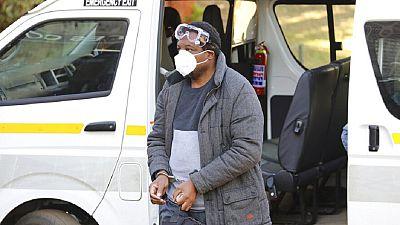 Zimbabwe arrests anti-corruption journalist for 'incitement to violence'