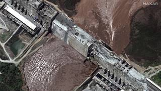 Ethiopia's PM Abiy Ahmed lauds early filling of controversial massive dam