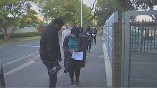 Afrique du sud-COVID 19 : les écoles ferment à nouveau