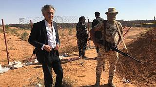 Libye : polémique après la visite d'un philosophe français anti-Kadhafi