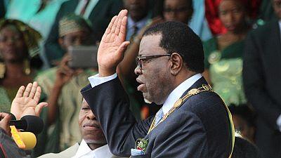 Namibie: le parti au pouvoir confesse ses échecs