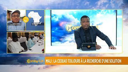 ECOWAS warns of sanctions in Mali crisis [Morning Call]