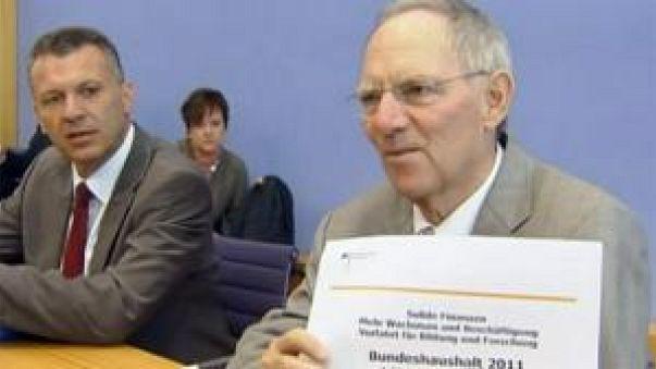 Almanya'da hükümet mali önlemler konusunda anlaştı