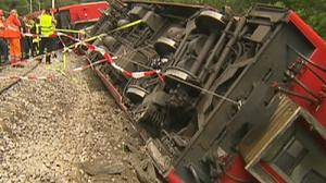 Driver error to blame for Glacier Express crash