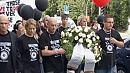 Silent marchers mourn Love Parade victims