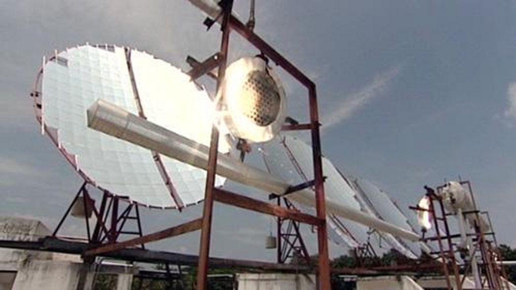India: tecnologia e green business in Ashram