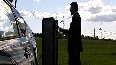 Dinamarca: La unión de eólica, vehículos eléctricos y redes inteligentes