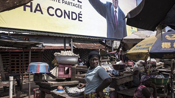Une délégation internationale est arrivée à Conakry