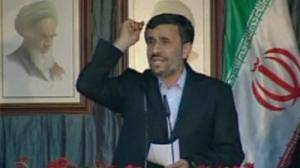 Ahmadinejad rallies crowd in Lebanon