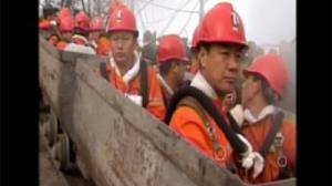 Chinese mine explosion kills 21, traps 16