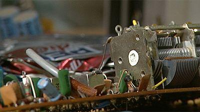 Una segunda vida para los residuos electrónicos
