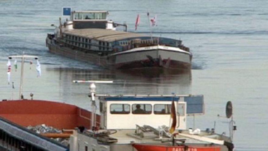 Alternativa fluvial europeia ao transporte rodoviário